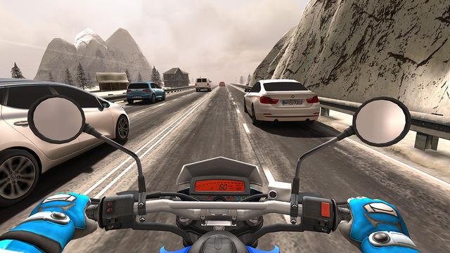 traffic rider2020中文安卓破解版图片1