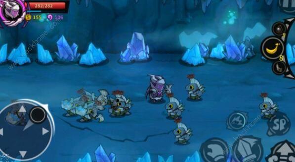 失落城堡9月3日更新公告 冰窖密道、荒废遗迹地图上线[多图]图片2