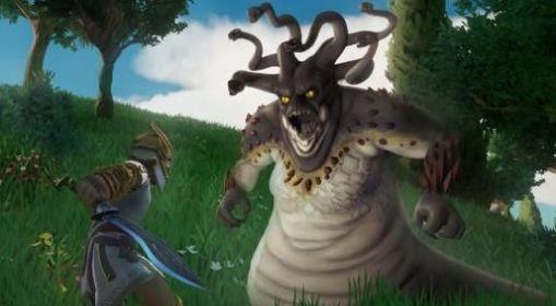 渡神纪芬尼斯崛起游戏免费完整版图片1