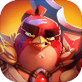 愤怒的小鸟传说破解版无限钻石金币 v3.0.1