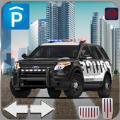 警车高难度停车驾驶游戏最新版 v1.0