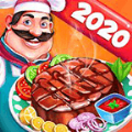 世界烹饪明星厨师疯狂厨房餐厅游戏中文版 v1.0