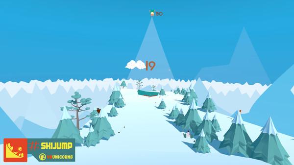 Ski Jump VR游戏最新汉化版图2: