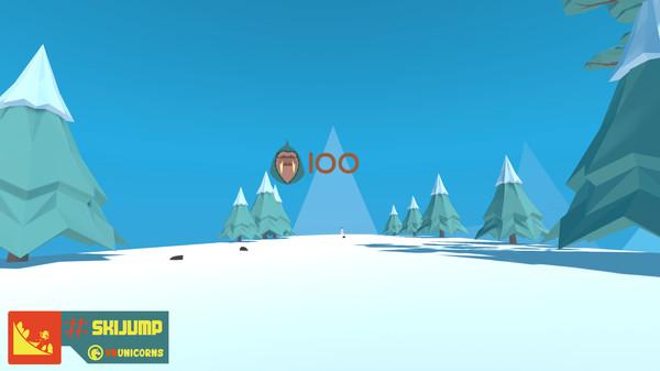 Ski Jump VR游戏最新汉化版图1: