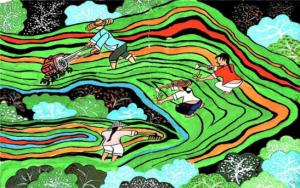 云南省第五届彩云杯中华优秀传统文化知识竞赛入口图2