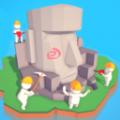 火柴人雕刻工人游戏