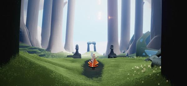 光遇荧光小菇位置大全 荧光小菇旁恢复能量任务详解[多图]图片1