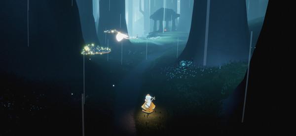 光遇荧光小菇位置大全 荧光小菇旁恢复能量任务详解[多图]图片2