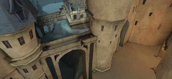 哈利波特魔法觉醒礼堂前的广场在哪 哈利波特魔法觉醒礼堂前的广场一览[多图]图片2