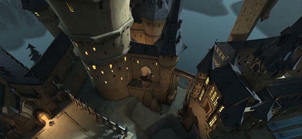 哈利波特魔法觉醒礼堂前的广场在哪 哈利波特魔法觉醒礼堂前的广场一览[多图]图片3