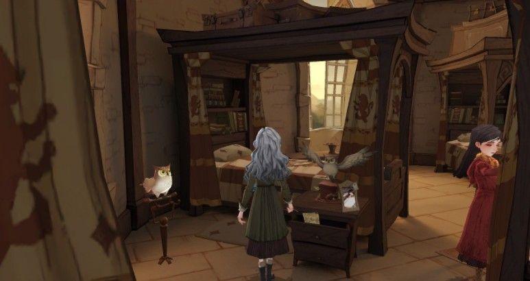 哈利波特魔法觉醒休息室在哪 休息室位置大全[多图]图片1