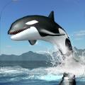 开局飞机坠海变成深海魔鲸最新版