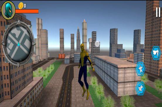 超级蜘蛛绳英雄拉斯维加斯大佬游戏下载安卓版图3: