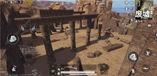 和平精英沙漠地图豪宅车库在哪 沙漠豪宅车库刷新点详解[视频][多图]图片2