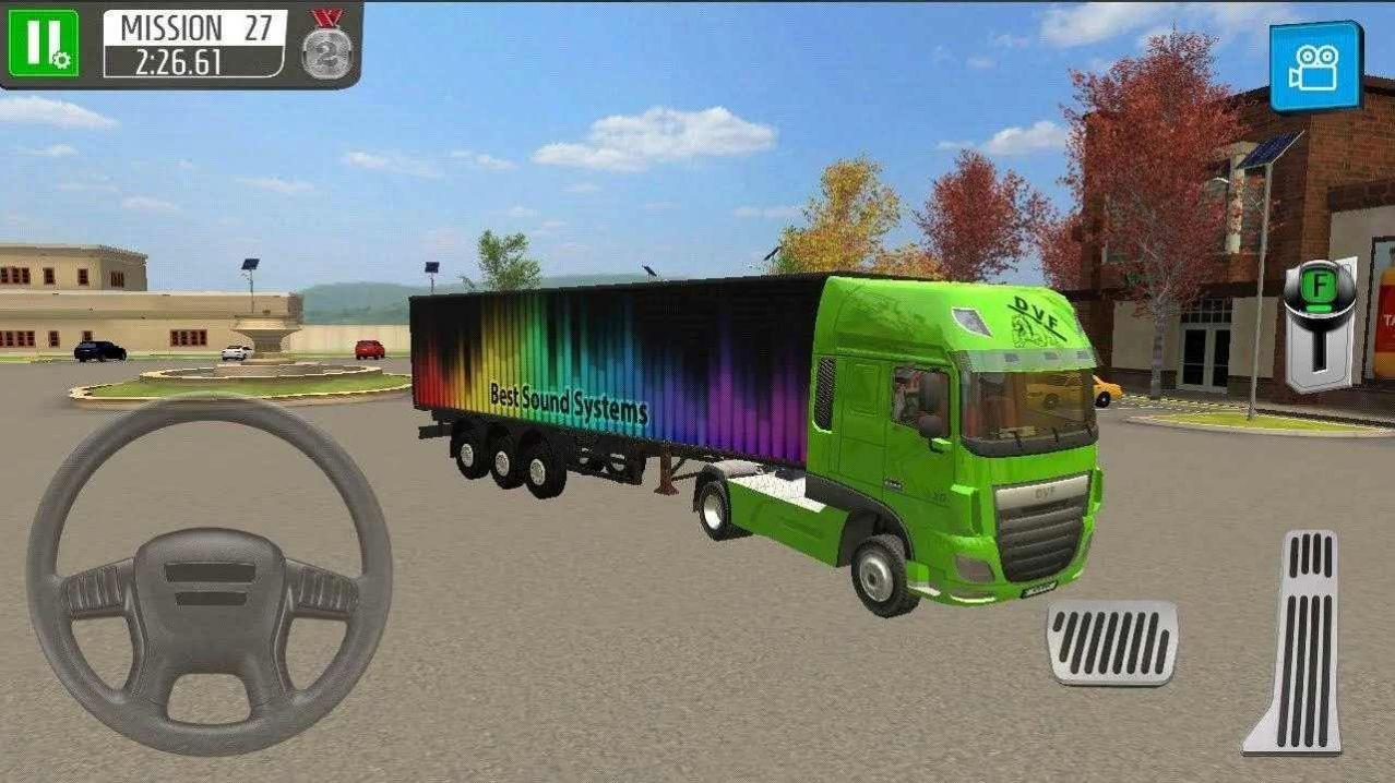 真人开车模拟驾驶游戏下载免费版图2: