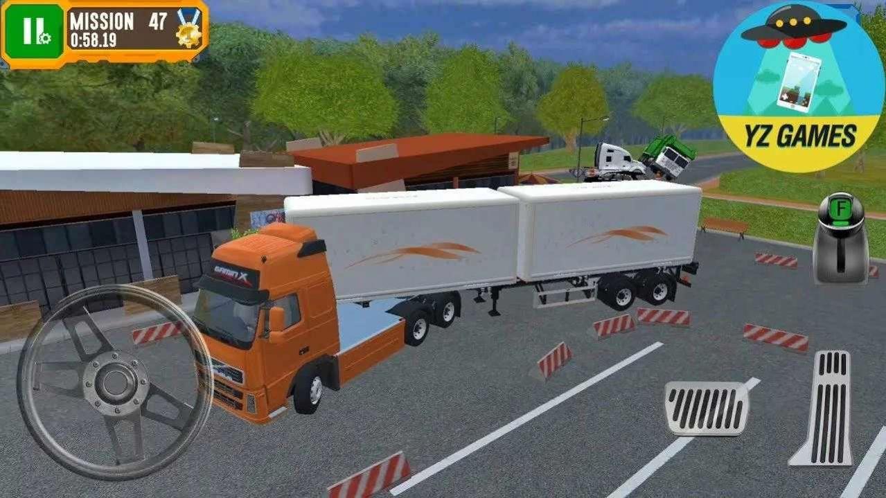 真人开车模拟驾驶游戏下载免费版图1: