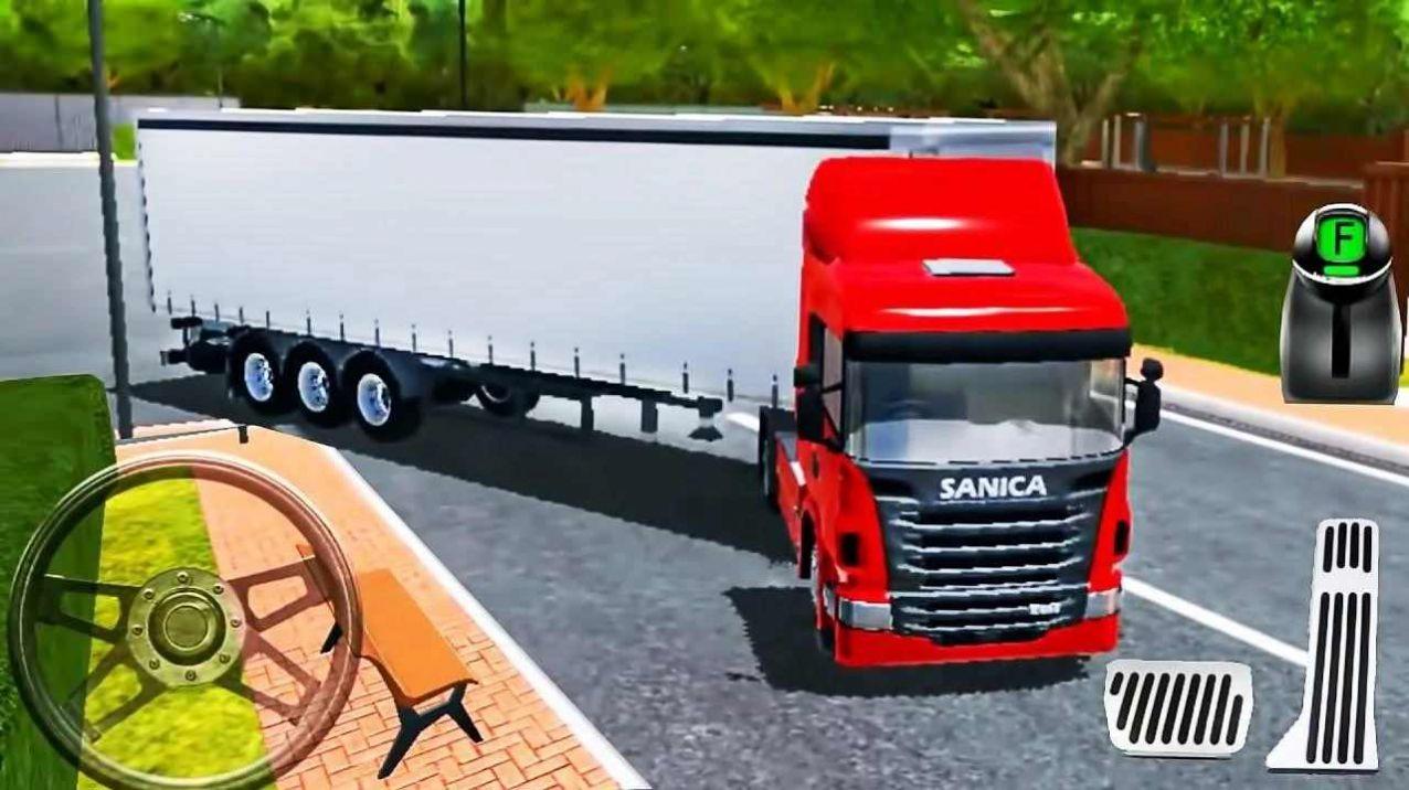 真人开车模拟驾驶游戏下载免费版图3: