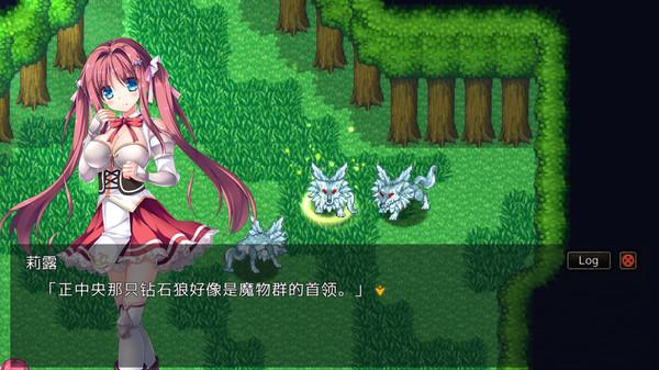 Magical Swordmaiden中文版汉化游戏图2:
