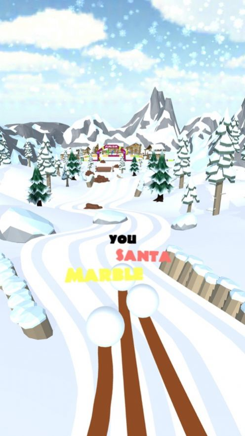 Snow Ball Race游戏下载安卓版图2: