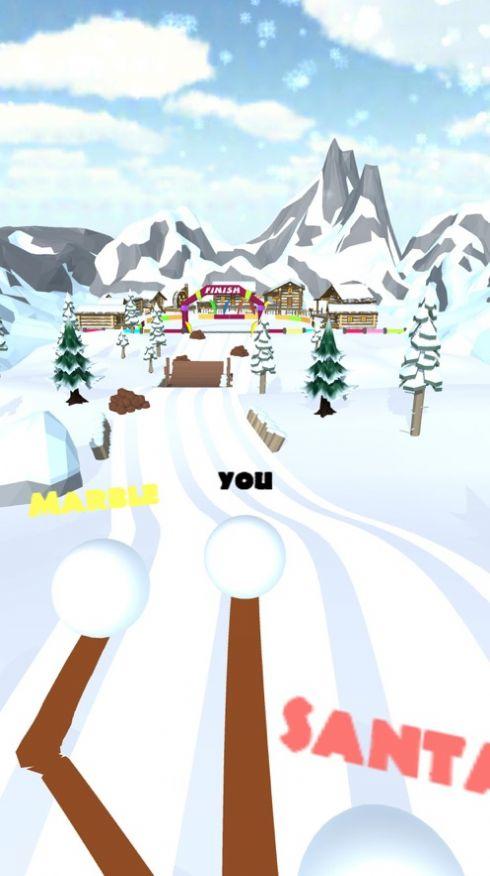 Snow Ball Race游戏下载安卓版图3: