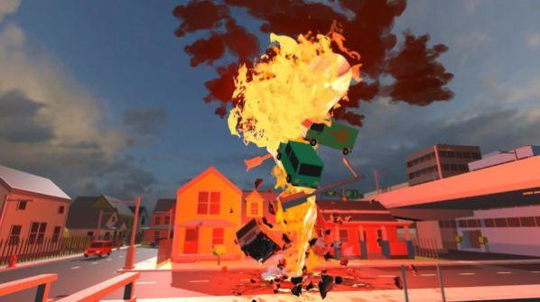 龙卷风毁灭模拟器游戏下载安卓版图1: