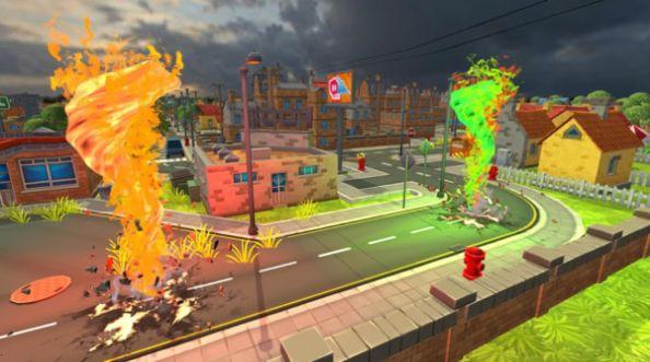 龙卷风毁灭模拟器游戏下载安卓版图2:
