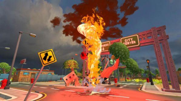 龙卷风毁灭模拟器游戏下载安卓版图3:
