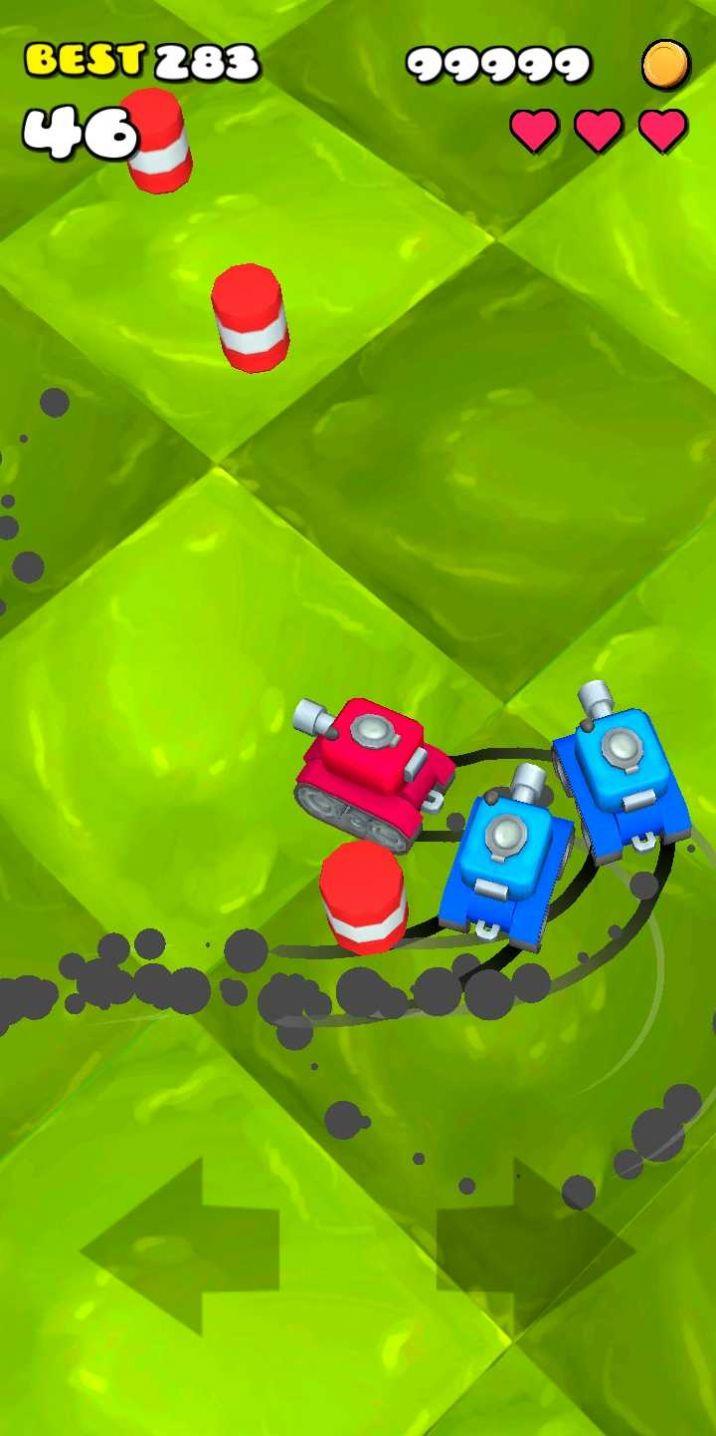 坦克追逐游戏下载安卓版图1: