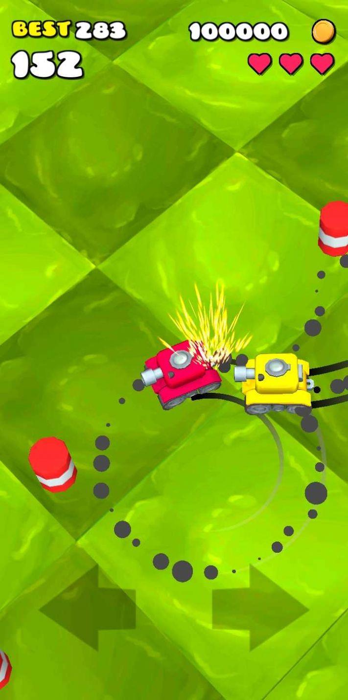 坦克追逐游戏下载安卓版图2: