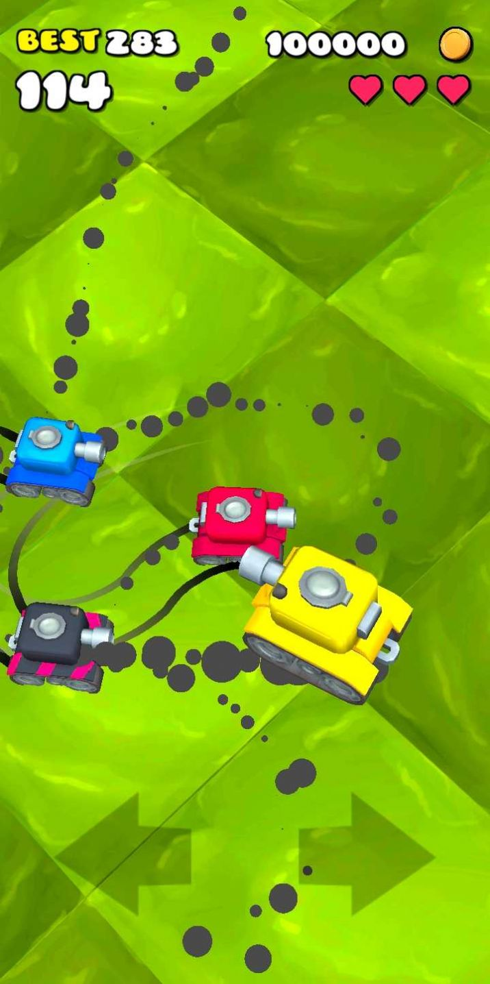 坦克追逐游戏下载安卓版图3: