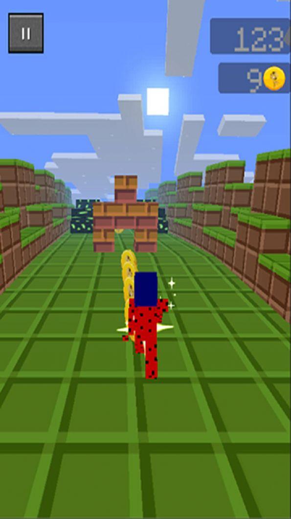 瓢虫跑步者游戏下载安卓版图1: