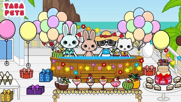 Yasa Pets Island安卓中文版游戏下载图1: