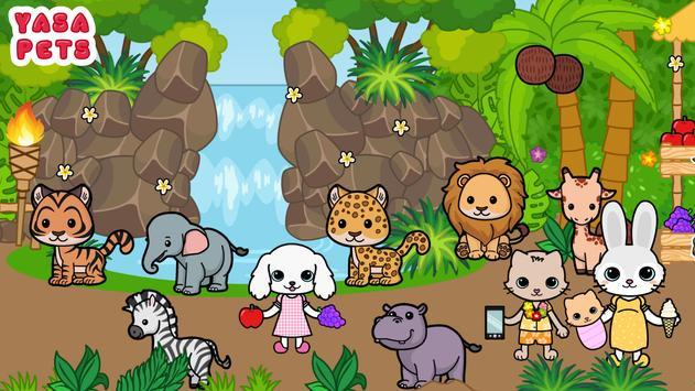 Yasa Pets Island安卓中文版游戏下载图2: