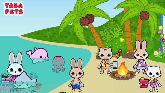 Yasa Pets Island安卓中文版游戏下载图片1