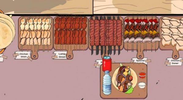 烤肉串串店游戏下载安卓版图3: