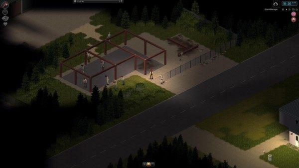 Project Zomboid中文版手机版游戏图3: