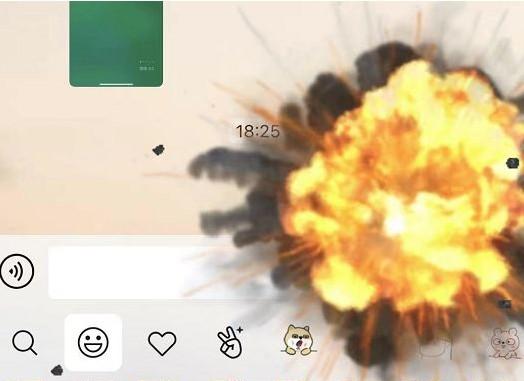 微信炸弹特效怎么打出来? 微信爆炸表情地雷怎么设置?[多图]