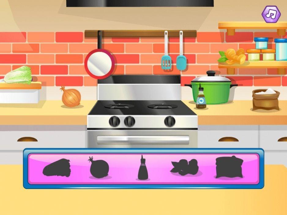 制作韩式料理游戏最新安卓版图1: