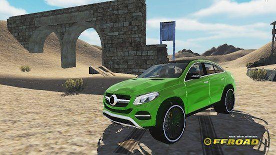 沙漠越野车安卓版游戏图1:
