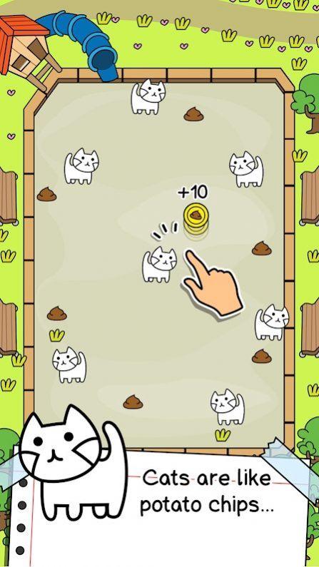 猫咪进化合并游戏最新安卓版图2:
