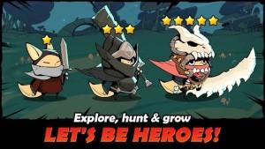 跟踪恶魔猎人安卓版游戏图片1