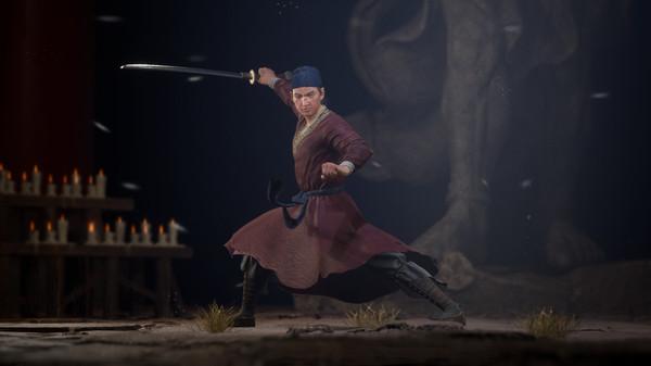 水浒传之醉铁拳VR免费完整破解版图片1