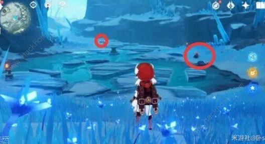 原神奇怪的冰任务怎么做 奇怪的冰任务完成流程详解[多图]图片1