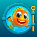 抖音挖沙救魚遊戲最新IOS版 v1.0