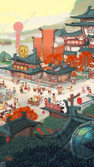 我在唐朝有条街最佳开局推荐 萌新完美布局分析[多图]图片1