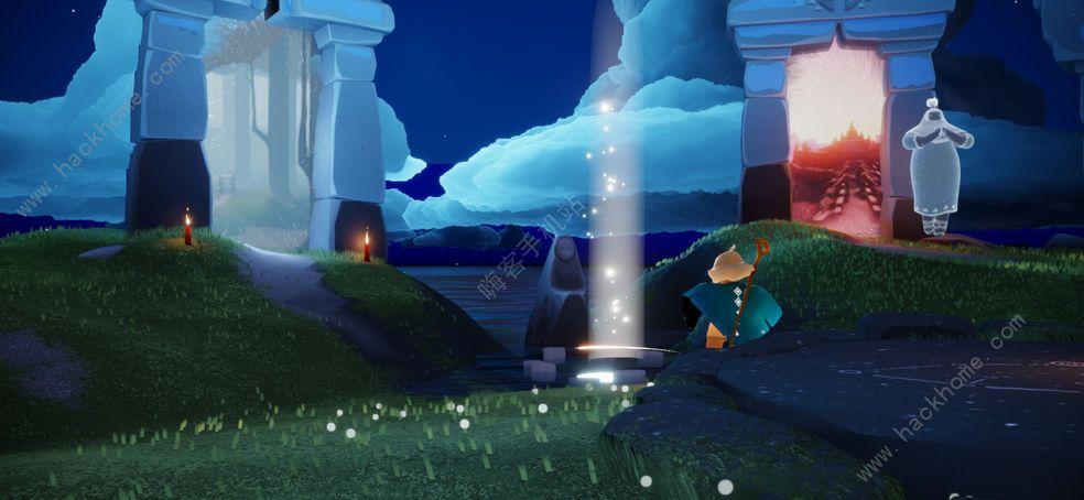 光遇2.23任务攻略大全 sky光遇2月23日大蜡烛位置分享[多图]图片1