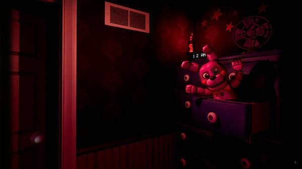 玩具熊的噩梦马戏团游戏手机版图1: