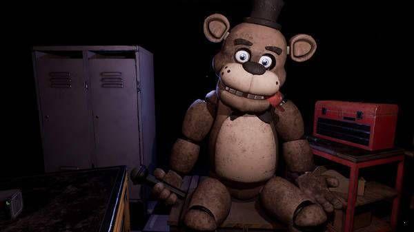 玩具熊的噩梦马戏团游戏手机版图3: