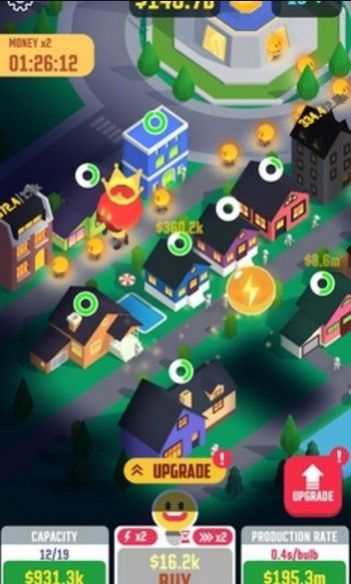 闲置光之城游戏最新安卓版图片1