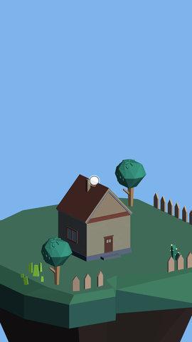 房子飞走了游戏安卓官方版图1: